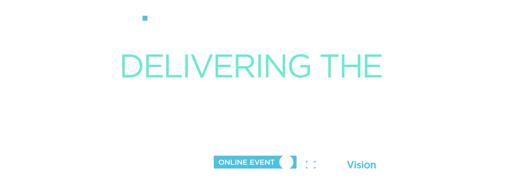Delivering the full fibre gigabit society event branding